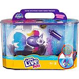 Игровой набор Little live pets Рыбка-единорожка в аквариуме Lil' Dippers