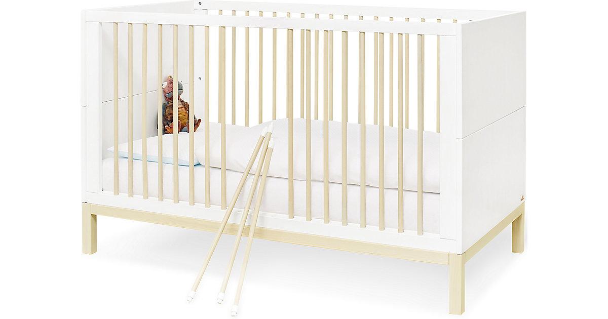 Kinderbett Skadi, weiß, 70 x 140 cm