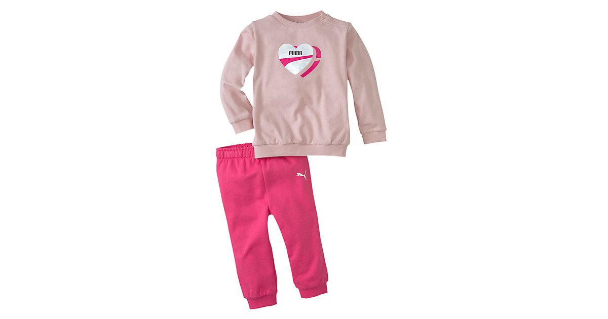 Baby Jogginganzug ALPHA  rosa Gr. 62 Mädchen Baby