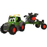 Трактор Dickie Toys Happy Fendt, свет, звук, 30 см