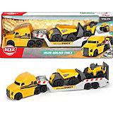 Грузовик с прицепом Dickie Toys Volvo, 32 см