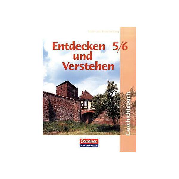 entdecken und verstehen geschichtsbuch f r berlin und brandenburg 5 6 schuljahr cornelsen. Black Bedroom Furniture Sets. Home Design Ideas
