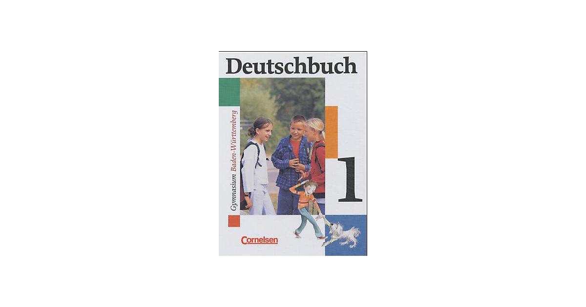 Deutschbuch, Gymnasium Baden-Württemberg: 5. Sc...