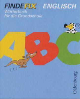 Buch - Findefix, Englisch