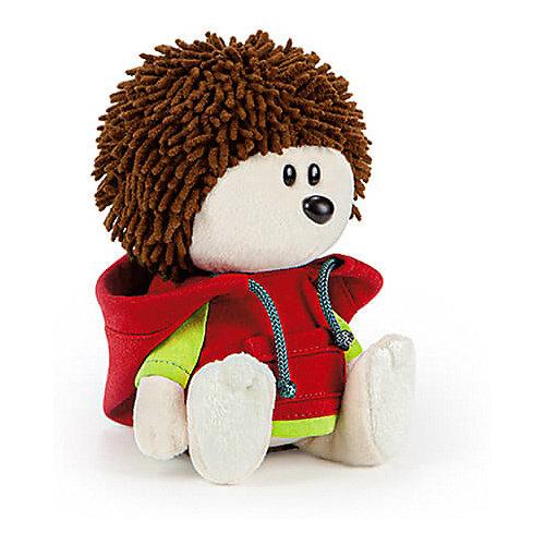 Мягкая игрушка Budi Basa Ёжик  Игоша в красной толстовке, 15 см от Budi Basa
