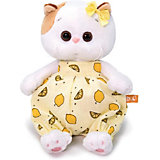 Мягкая игрушка Budi Basa Кошечка Ли-Ли Baby в песочнике с лимонами