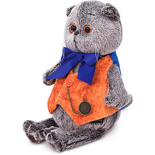 Одежда для мягкой игрушки Budi Basa Оранжевый жилет с часами, 30 см от Budi Basa