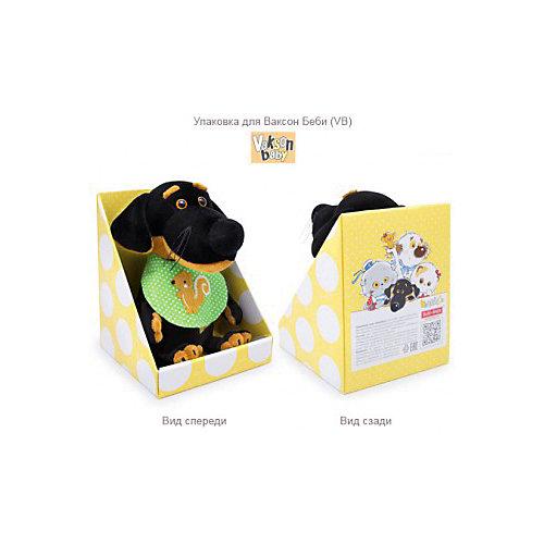 Мягкая игрушка Budi Basa Собачка Ваксон Baby в штанишках, 19 см от Budi Basa
