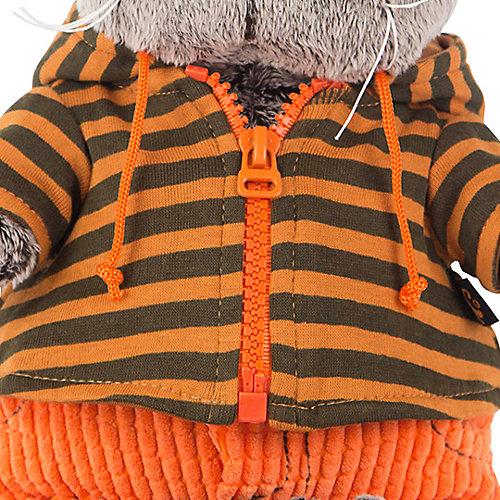 Одежда для мягкой игрушки Budi Basa Оранжевые штаны и толстовка с капюшоном, 25 см от Budi Basa