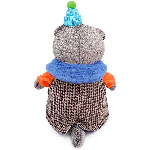 Одежда для мягкой игрушки Budi Basa Пальто для Басика с разноцветными пуговицами, 30 см от Budi Basa