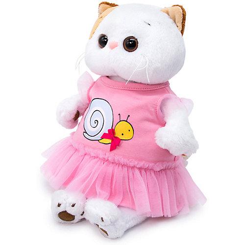 """Одежда для мягкой игрушки Budi Basa Платье с принтом """"Улитка"""", 24 см от Budi Basa"""