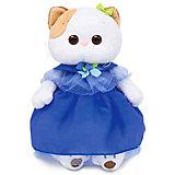 Одежда для мягкой игрушки Budi Basa Синее платье, 27 см