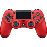 Геймпад Sony PS4 DualShock Red v2, CUH-ZCT2E