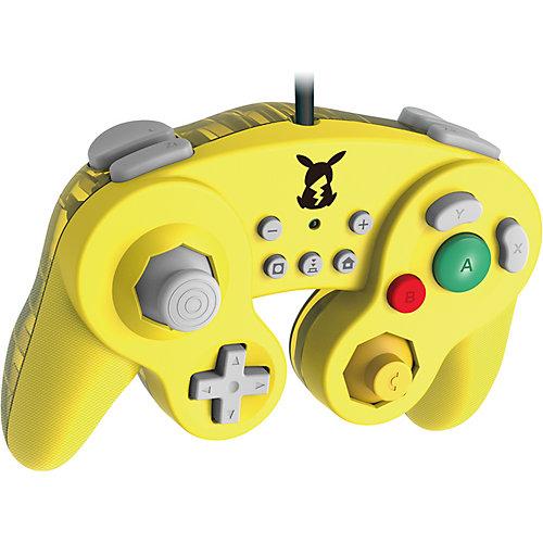 Геймпад Hori Battle Pad Pikachu для консоли Nintendo Switch NSW-109U