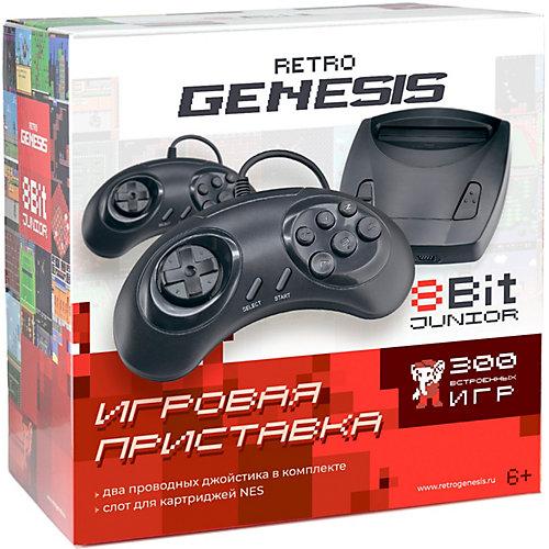 Игровая приставка Retro Genesis 8 Bit Junior ZD-03, 300 игр