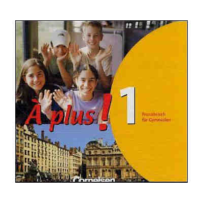 A plus!: 2 Audio-CDs Bd.1