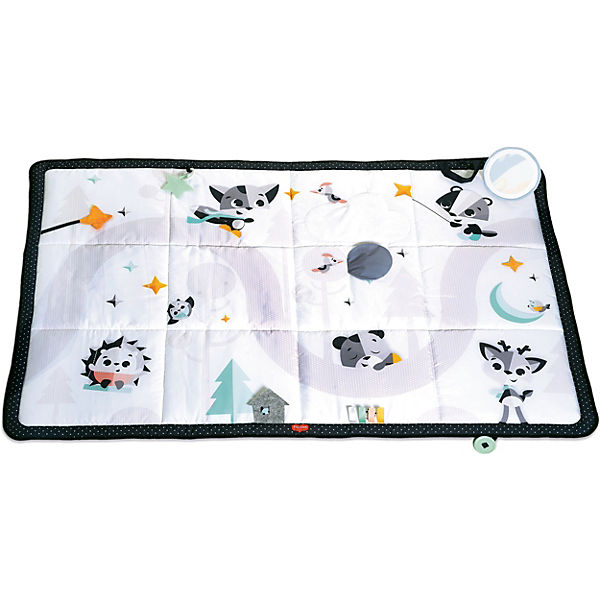 Krabbeldecke Super Mat Black & White Magical Tales
