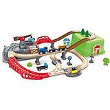 Железная дорога Hape Строительный комплекс