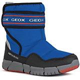 Утеплённые сапоги Geox
