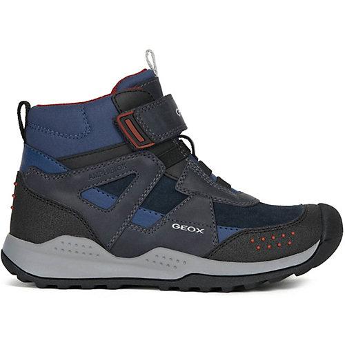 Ботинки Geox - синий/красный от GEOX