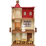 Игровой набор Sylvanian Families Трехэтажный дом с флюгером