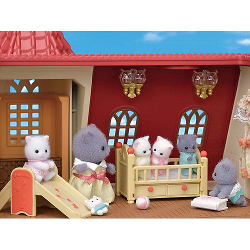 Игровой набор Sylvanian Families Трехэтажный дом с флюгером от Эпоха Чудес