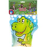 """Мыльные пузыри-перчатка Junfra """"Динозавр"""""""