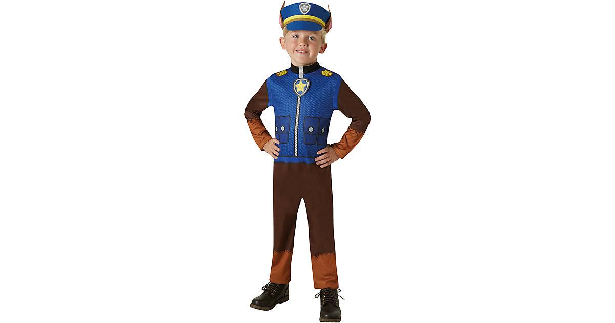Kostüm Chase Classic Gr. T blau Gr. 92/98 Jungen Kleinkinder