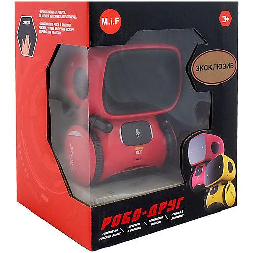 Интерактивная игрушка M.i.F. Робо-друг от M.i.F