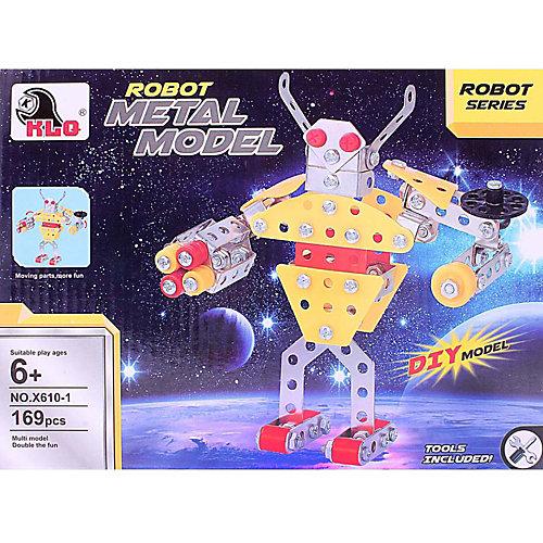 Конструктор Toto Робот, 169 деталей от Toto