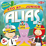 Настольная игра Tactic Alias Junior Кто я?