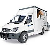 Mercedes-Benz Sprinter фургон с лошадью