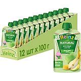 Пюре Heinz фруктовый салатик, с 6 мес, 12 штук