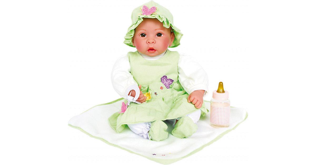 "Puppe ""Katrin"" grün"