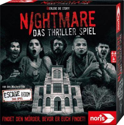 Nightmare Horror Adventures, Das Thriller Spiel