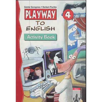 Playway to English, Ausgabe Baden-Württemberg: Activity Book, 4. Schuljahr
