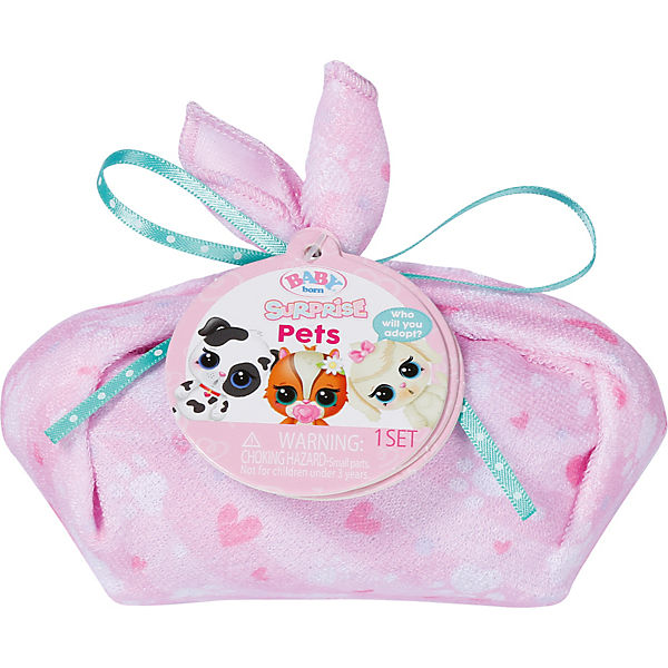 BABY born® Surprise Pets 2, sortiert