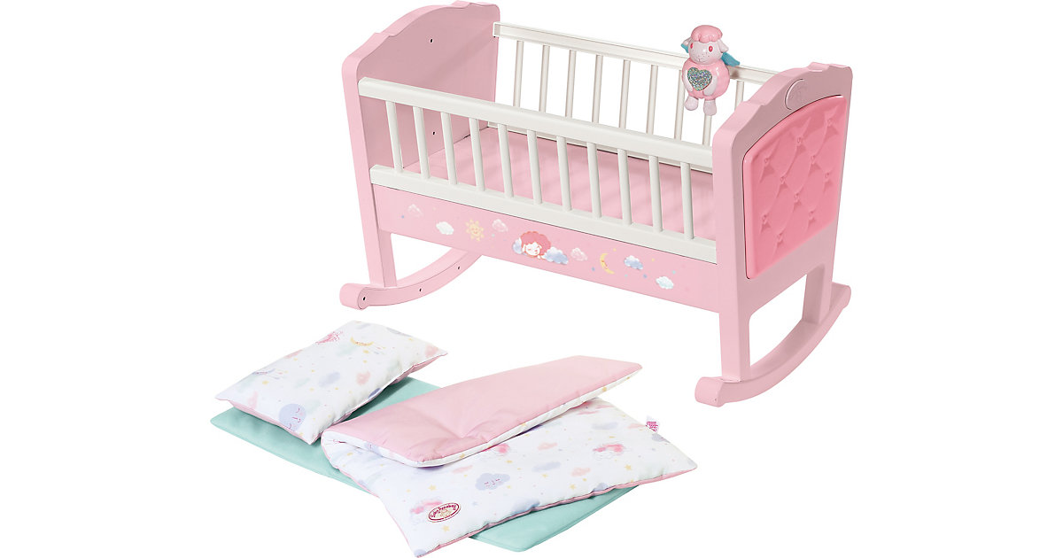 Baby Annabell® 703236 Sweet Dreams Wiege