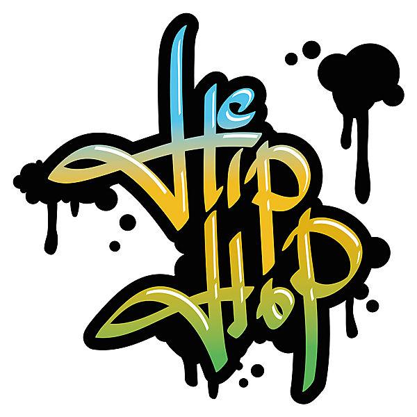 Wandtattoo Graffiti Hip Hop Schriftzug Wandtattoos Dekodino Mytoys