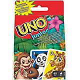 Игра карточная Games UNO Джуниор (обновленная) GKF04