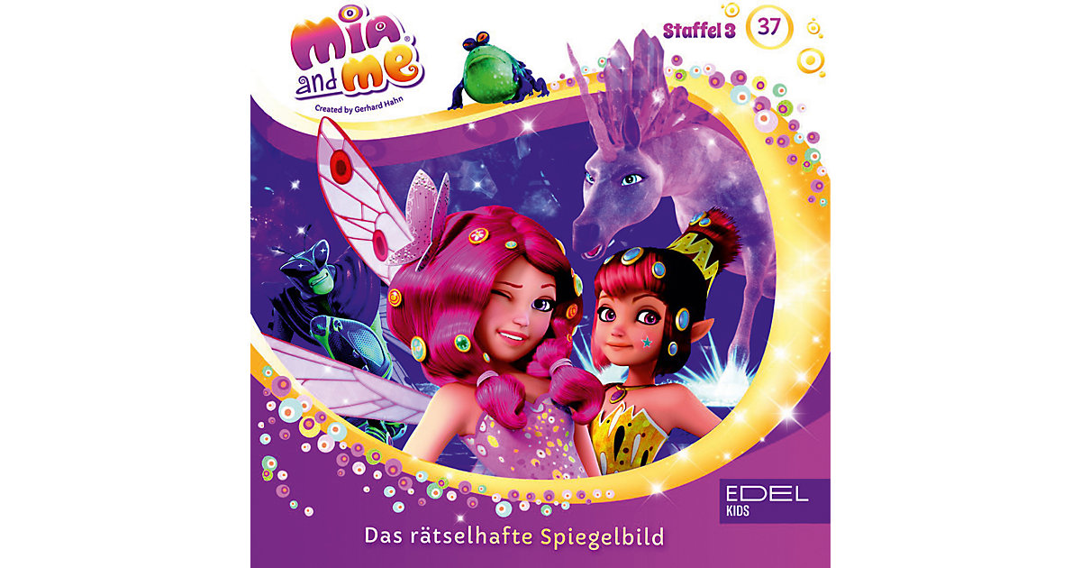 CD Mia and me 37 Hörbuch