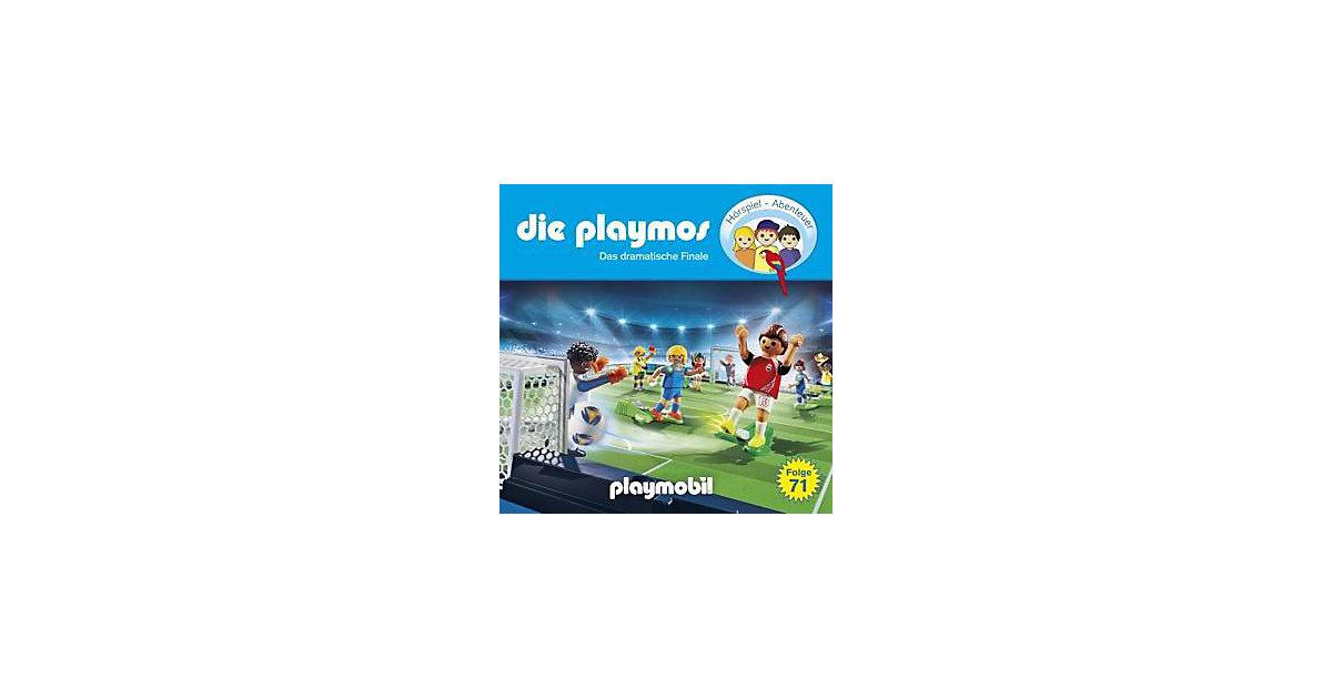 CD Die Playmos 71 - Fußball Das große Finale Hörbuch