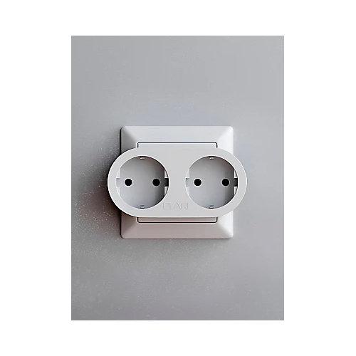 Умная розетка Elari Smart Socket Dual - белый от Elari