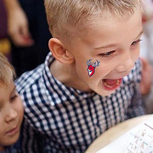 """Татуировка-переводилка """"Хоккейный клуб"""" Торпедо от VoiceBook"""