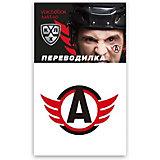 """Татуировка-переводилка """"Хоккейный клуб"""" Автомобилист"""