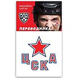 """Татуировка-переводилка """"Хоккейный клуб"""" ЦСКА"""
