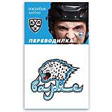 """Татуировка-переводилка """"Хоккейный клуб"""" Барыс"""