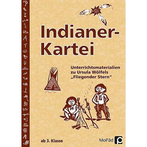 Persen Verlag Indianer-Kartei