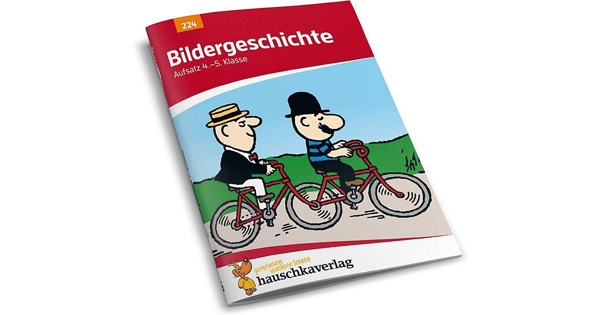 Hauschka Verlag · Aufsatz, Bildergeschichte