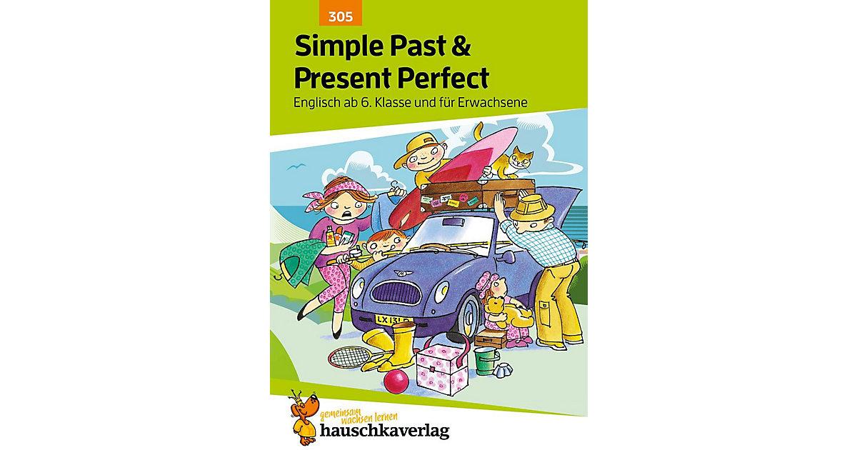 Hauschka Verlag · Englisch, Simple Past und Present Perfect